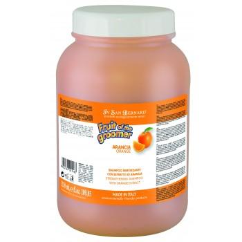 Šampon ARANCIA pomeranč - pro suchou, matnou srst