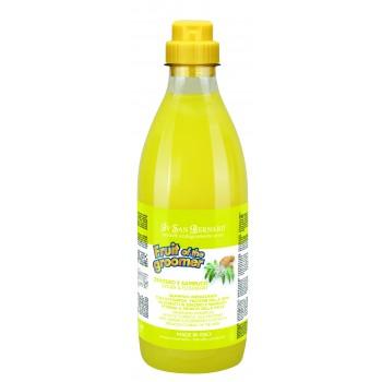 Šampon ZENZERO-SAMBUCO zázvor, bezinky - intenzivní čistící účinky