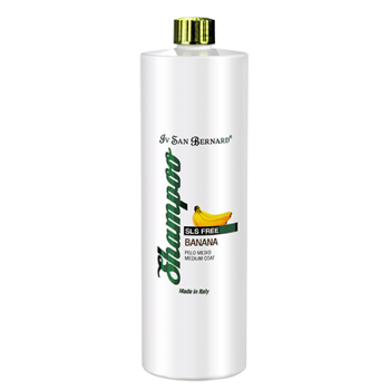 BANANOVY SAMPON - SLS FREE 1000 ml