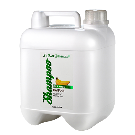 BANANOVY SAMPON - SLS FREE 5000 ml