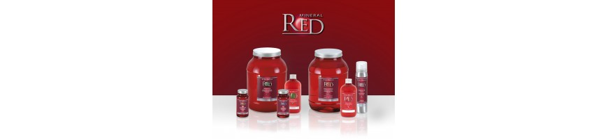 řada MINERAL RED